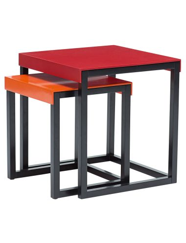The Talia nest of tables will be a handy addition to any living space