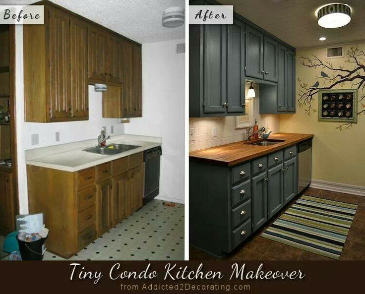 Love painted cabinets