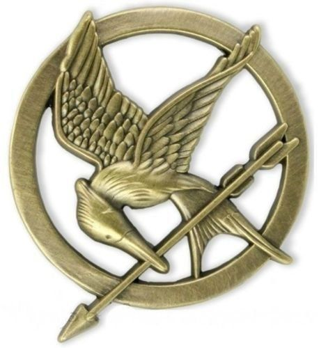 Commemorate your favorite cult classic with an awesome The Hunger Games Mockingjay Brooch Pin . Free shipping on The Hunger Games orders over $50.