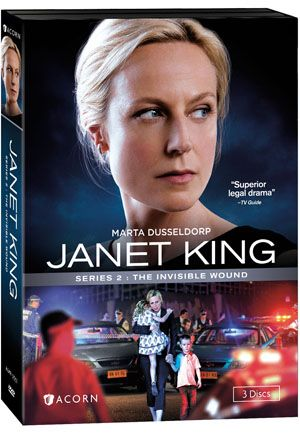 Award-winning actress Marta Dusseldorp (<em>A Place to Call Home, Jack…