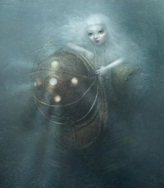 BioShock fan art by Lisa Evans