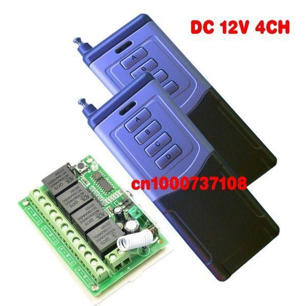 $29.50 (Buy here: https://alitems.com/g/1e8d114494ebda23ff8b16525dc3e8/?i=5&ulp=https%3A%2F%2Fwww.aliexpress.com%2Fitem%2FDC12V-10A-4-ch-remote-control-light-switch-lowes-rf-remote-control-switch-board-wireless-remote%2F32619141312.html ) DC12V 10A 4 ch remote control light switch lowes rf remote control switch board wireless remote motor control switch for just $29.50