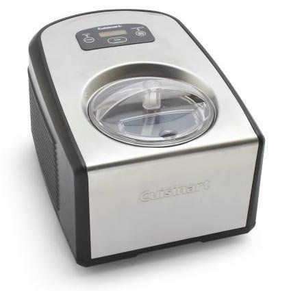 Ice Cream and Gelato Maker from Cuisinart — Faith's Daily Find 04.18.12