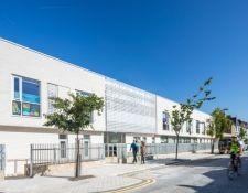 Horizon School, Hackney, London http://floodprecast.co.uk/sectors/education/horizon-school-hackney-london/