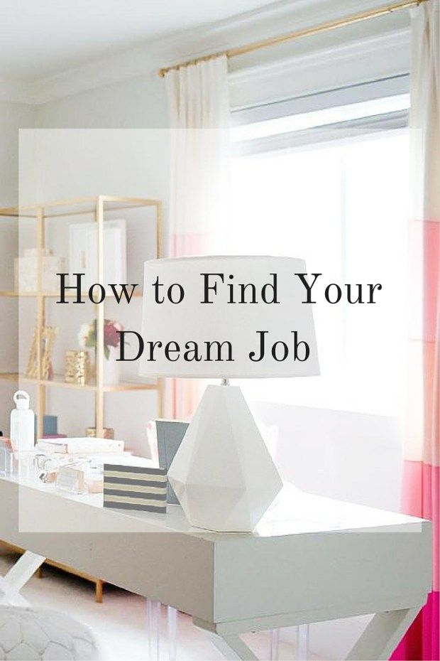 How to Find Your Dream Job (When You Don't Know What You Want)