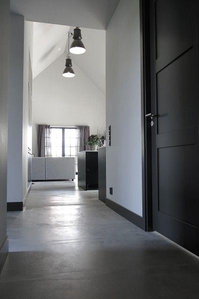 'Villa Holmberg' Concrete floor