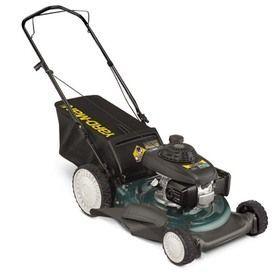 Yard-Man Select Series 160-Cc 21-In 3-In-1 Gas Push Lawn Mower With Mu