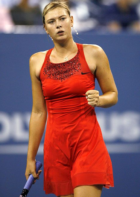 Red Nike Dress and a match with guess who?  #OKLSummer