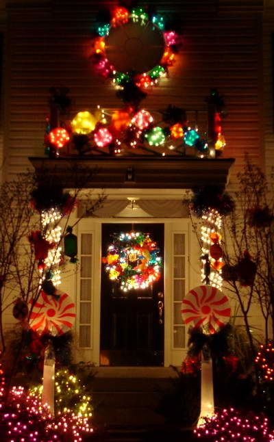 Decorative Outdoor String Lights 87 Best Christmas Lights Images On Pinterest  Christmas Lights