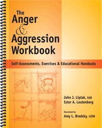The Anger and Aggression Workbook will help participants learn how anger and aggression are impacting their lives, and how to make constructive changes, gain insight, and learn strategies. Each section of the book contains self-assessment instruments, activity handouts, reflection questions for journaling, and educational handouts—all reproducible.