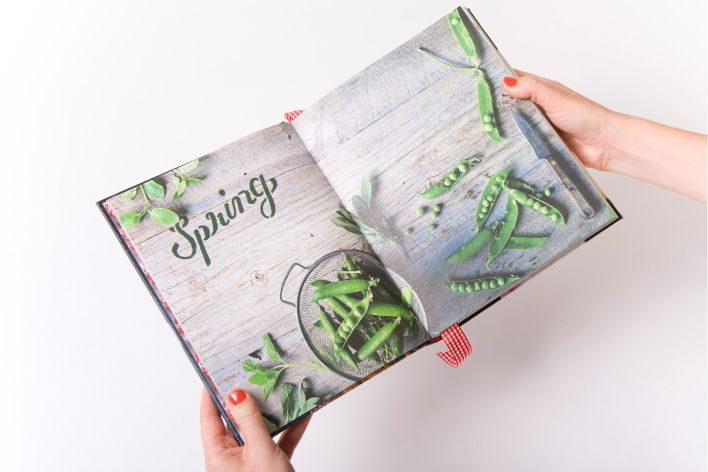 Afom- The Good Life Cookbook  Pan Macmillan publishers approached A Friend Of Mine to design and art direct 'The Good Life', the latest cook book by celebrity chef Adrian Richardson of La Luna Restaurant.