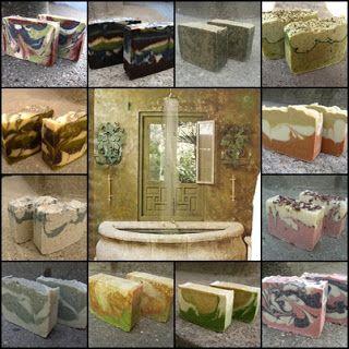 NADLER KÉZZEL KÉSZÍTETT SZAPPANOK: Tavaszváró szappanok