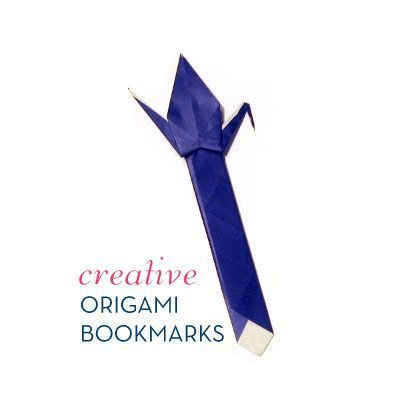 Creative Origami Bookmarks - click through for some fun ideas - tulips, matrushka dolls and more....@spoonful.com