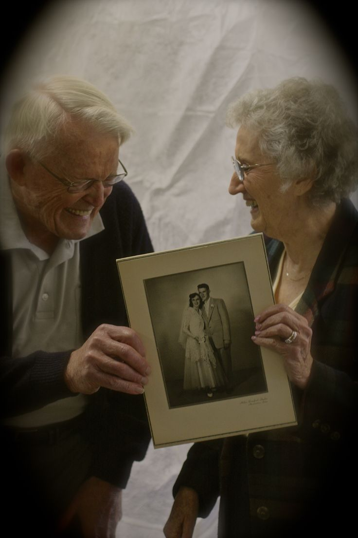 60TH Wedding Anniversary photo... if i can get them to do photos!