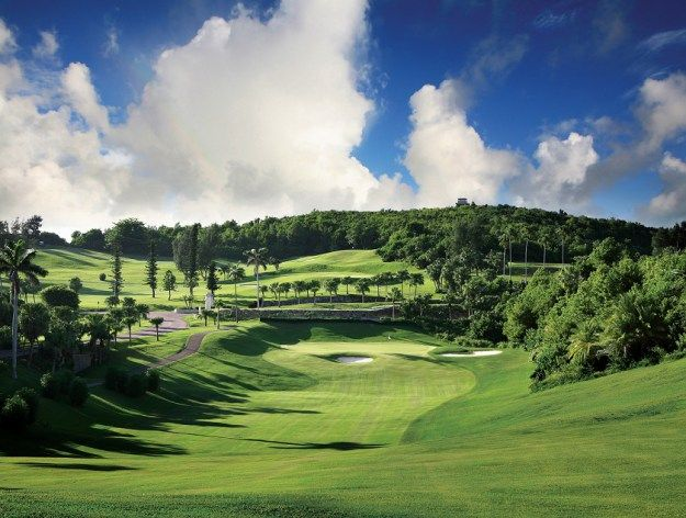 Caribbean Golf Course: Tucker's Point Golf Course, Bermuda
