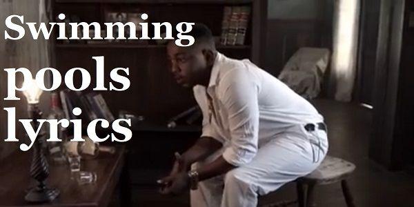 Swimming Pools Lyrics By Kendrick Lamar English Song Lyricsnum Lyrics Of English Songs Lyrics Songs