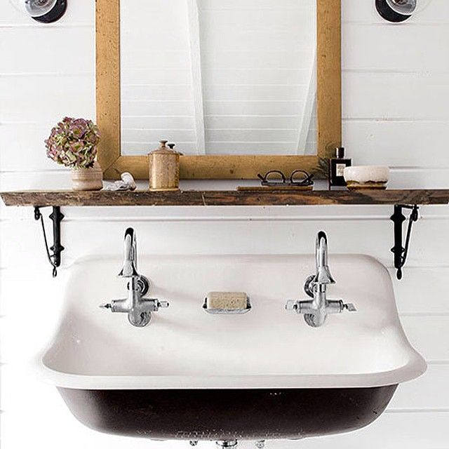 Installing next week for our toddler friends . @kohlerco #Brockway sink and Cannock faucets.