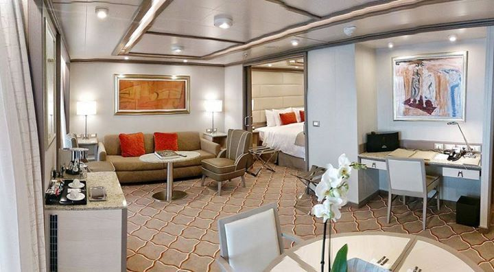 Read my deck-by-deck review of new #SilverMuse #Cruise #ship  @Silversea  http://ift.tt/2E8Gslv #sixstar