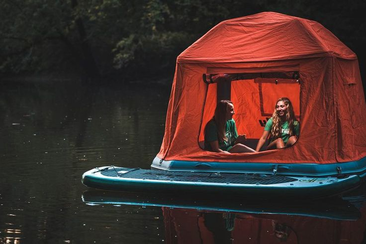 camp on your favorite farm pond, salt water flat, spring creek or river with smithfly\'s latest innovation.