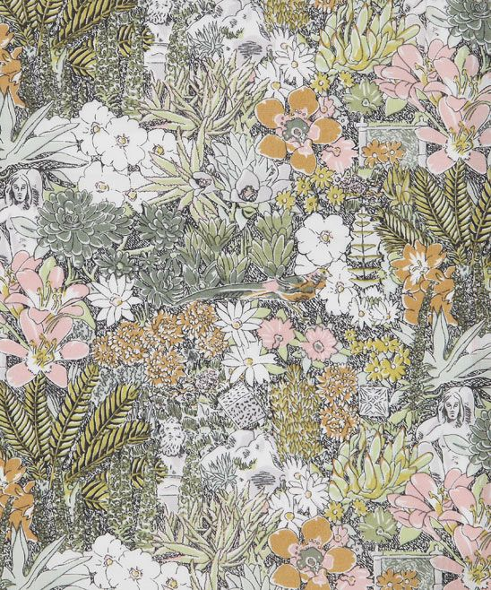 Archipelago B Tana Lawn - New Season Liberty Art Fabrics! This is lovely.