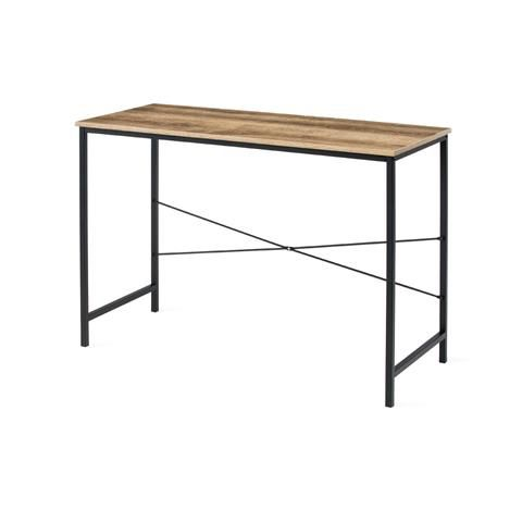 Or this for a TV Unit? http://www.kmart.com.au/product/industrial-essential-desk/824471