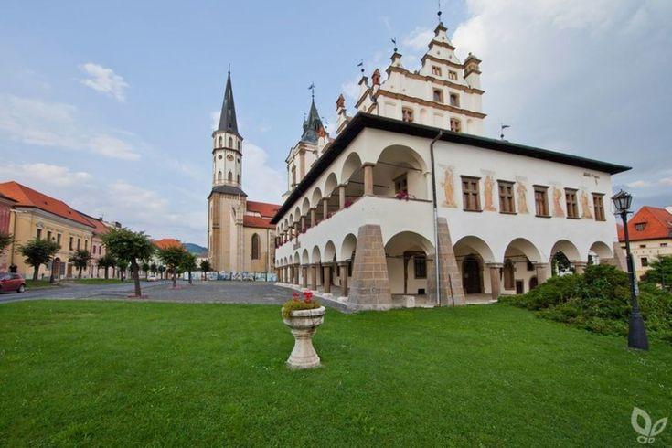 Levoča - Slovakia.travel