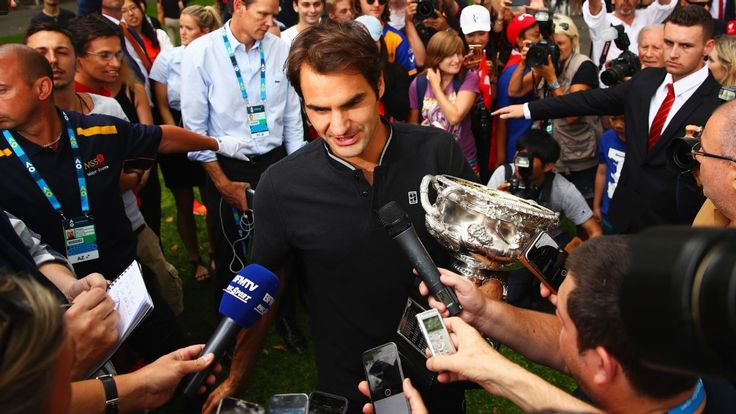Roger Federer's improbable Australian Open championship -- perhaps the finest achievement in a legendary career -- required a perfect storm of scheduling, upsets and impeccable play.