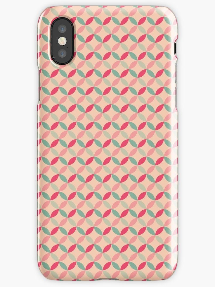 Pink vintage Phone case pattern cool beautiful nice print color