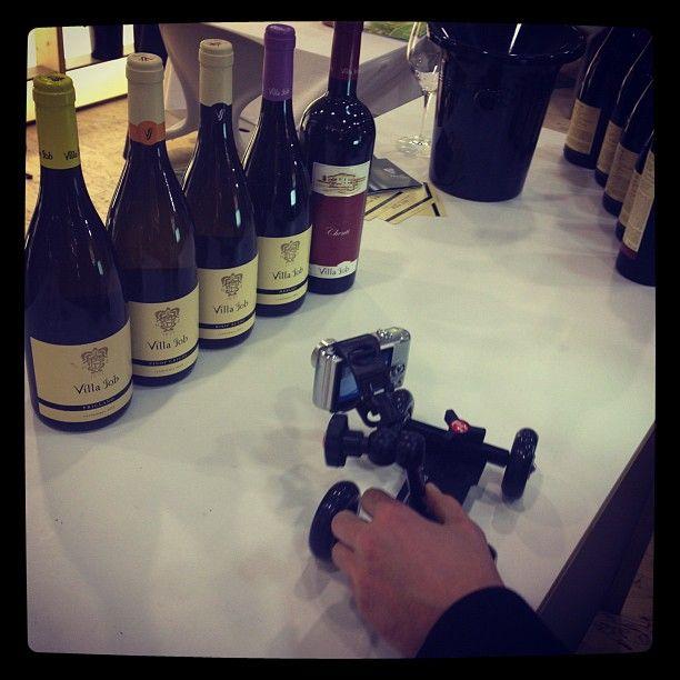 #vinitaly2012 @greenplanetita #pingram questo vi mancava? @carlovischi @ci_polla #wine complimenti a @pingramMe