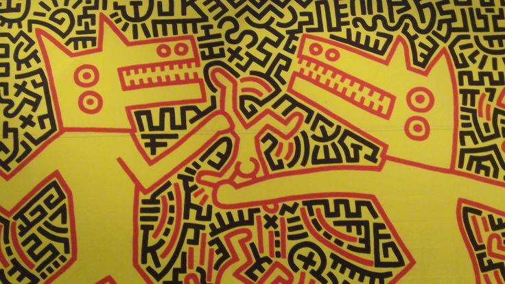 57 Best Art - Keith Haring Images On Pinterest