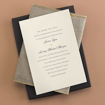 unique positively rustic wedding invitation with mailing box let your rustic style stand out with - When To Mail Out Wedding Invitations