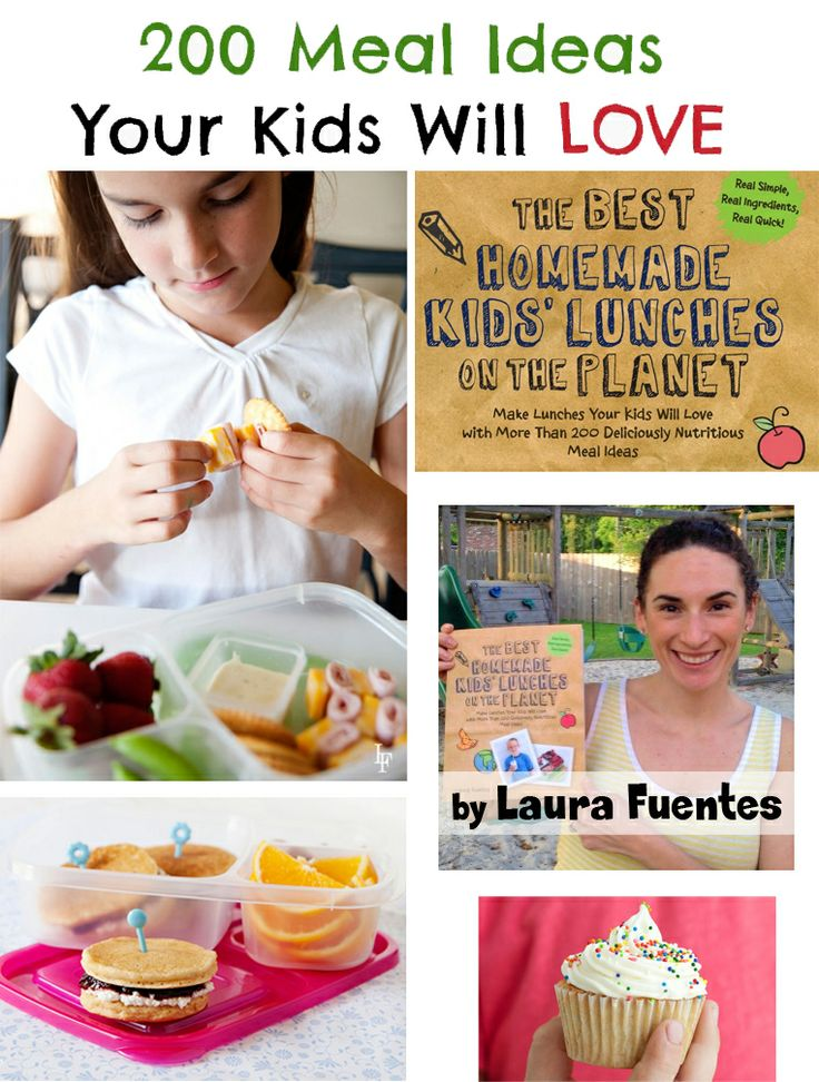 200 lunch box meal ideas your kids will love.