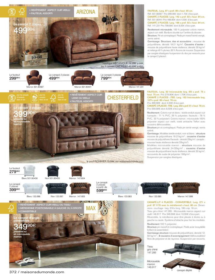 maison du monde catalogue beautiful catalogue de promotions de maisons du monde with maison du. Black Bedroom Furniture Sets. Home Design Ideas