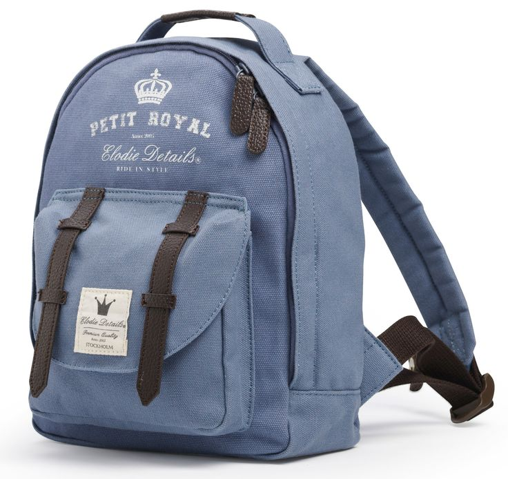 Elodie Details - Plecak MINI - Petit Royal Blue