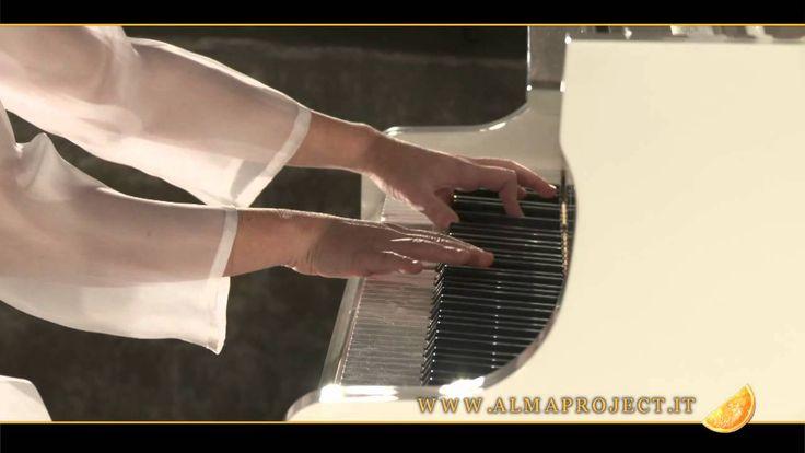 ALMA PROJECT - Piano solo PB - Gymnopédies (Erik Satie)