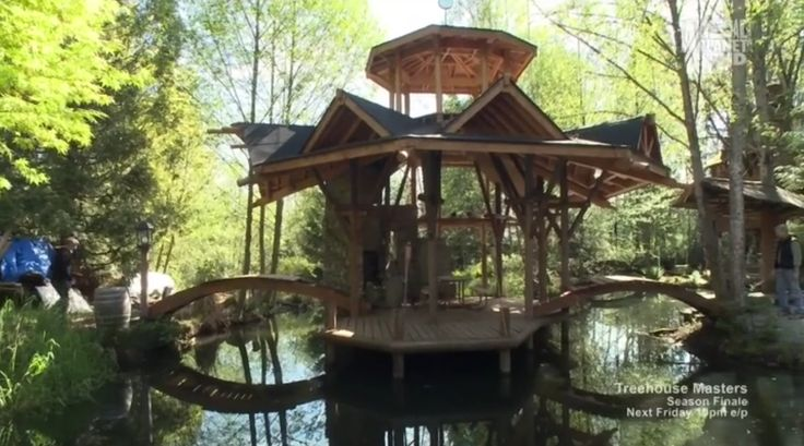treehouse masters irish cottage design ideas
