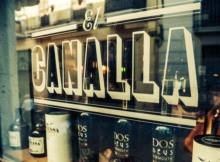 Restaurante El Canalla. El lugar de Barcelona donde disfrutar de tapas y platillos.