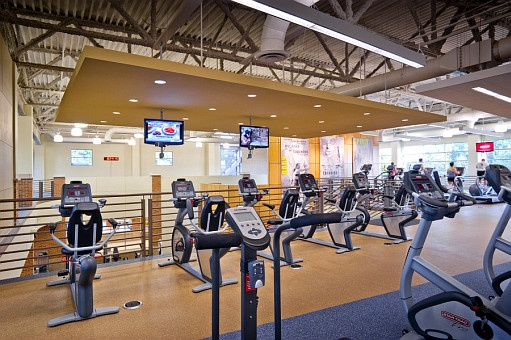 Athletic Business Recreation Centers Leisure Space Fitness Center