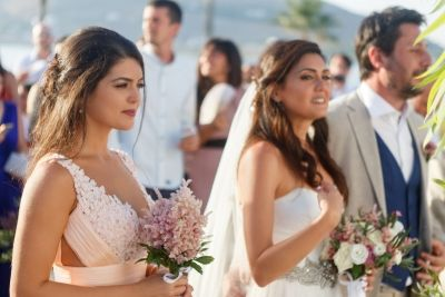 Destination Wedding at Astir of Paros, Naousa by Phosart Photography & Cinematography