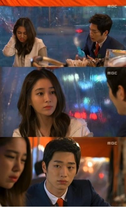 """'Cunning Single Lady"""" Lee Min Jung Rejects Suh Kang Joon"""