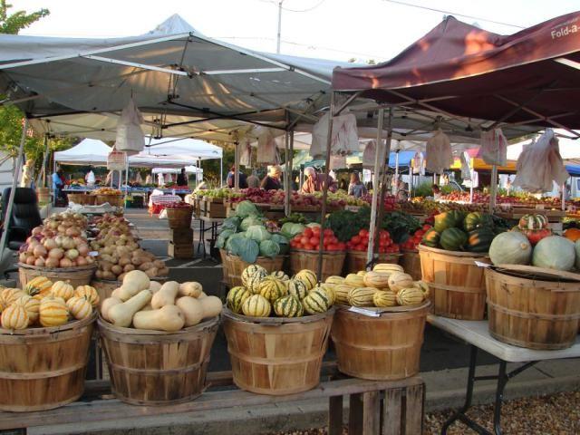 Where to Buy Fresh Produce in Northern Virginia: Manassas Farmers Market