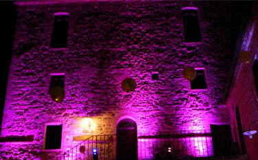 Wedding Lighting for events in tuscany