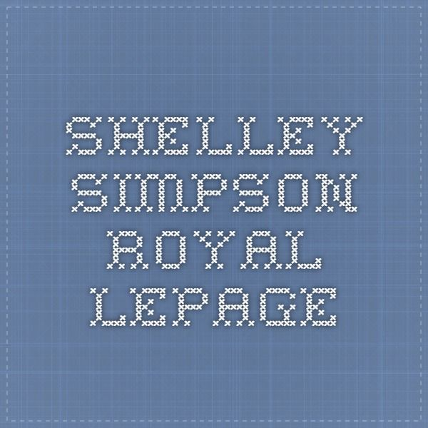 shelley simpson royal lepage