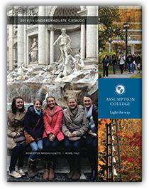 Dean's List | Assumption College (Fall 2014, Maire '18).