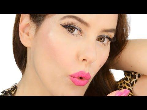 Lisa Eldridge Make Up   Video   Summertime Pin Up Inspired Make-up Look
