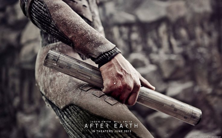 After Earth cylinder - See best of PHOTOS of the AFTER EARTH 2013 film http://www.wildsoundmovies.com/after_earth.html