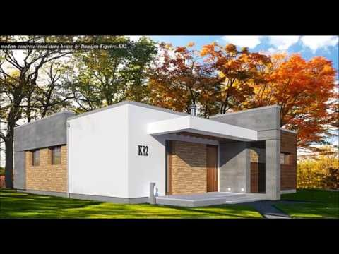 K82, modern home on 82 m2