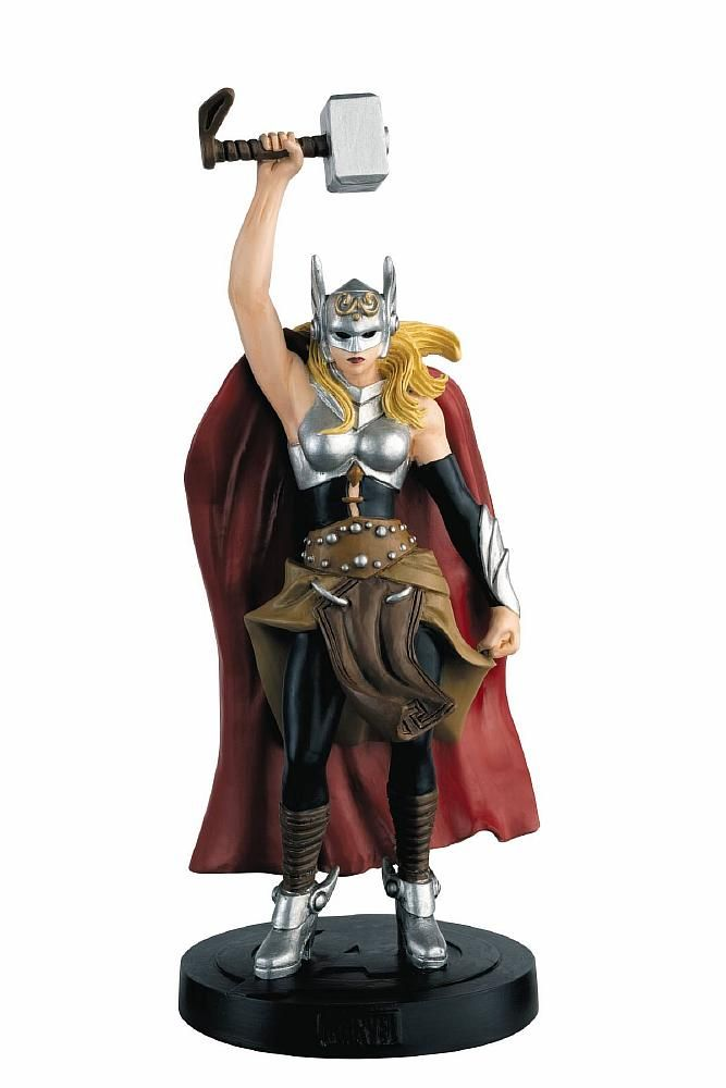 MARVEL FACT FILES SPECIAL #26 MIGHTY THOR JANE FOSTER