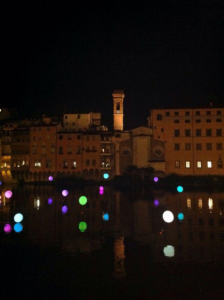 Notte bianca a Firenze 2014