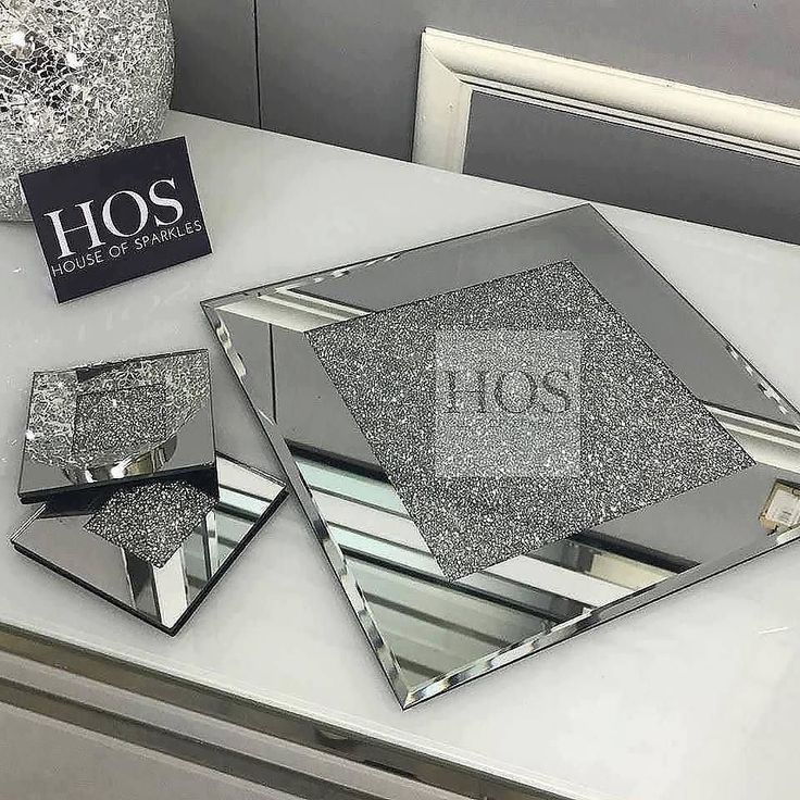 Sparkle Diamond For Prices And Product Information Visit Our Website Today Shop Now Www Houseofsparkles Co Uk Mirror Placemats Glam Decor Sparkle Diamonds